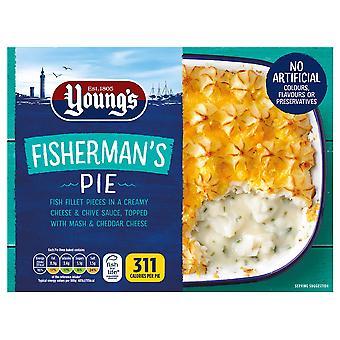 Youngs Frozen Fisherman's Pie