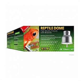 Exo Terra Reptile Dome Nano/ Bracket (Reptiles , Heaters , Lamps)