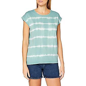 Marc O'Polo Denim 44246151513 T-Shirt, Green (Milky Mint 443), Small Woman