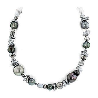 Luna-Pearls - Cultured Pearl Strand – Tahiti Cultured Pearls 3-14mm 2040686