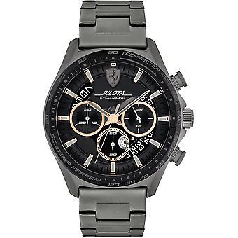 Scuderia Ferrari SF830824 PILOTA EVO Heren Horloge