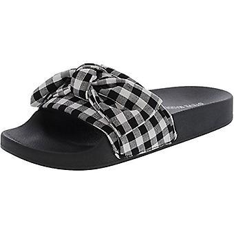 Steve Madden naisten ' s silkkinen-g Slide Sandal