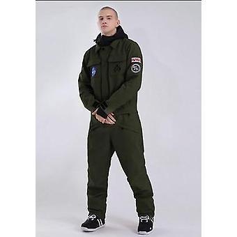 One-piece Ski Suit, Snowboard Suit For Unisex