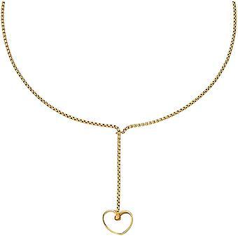 M&M Alemania MN3394-445 Collar de mujer de línea fina