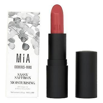 Hydrerande läppstift Mia Cosmetics Paris 511-Sassy Saffran (4 g)