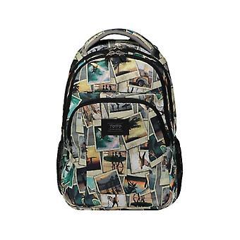 School Bag Totto (40 x 25 x 15 cm)