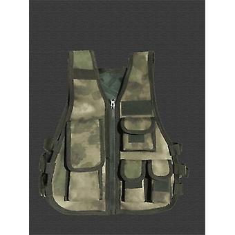 Highlander Kid's Tactical Vest Mandrake pour les jeux