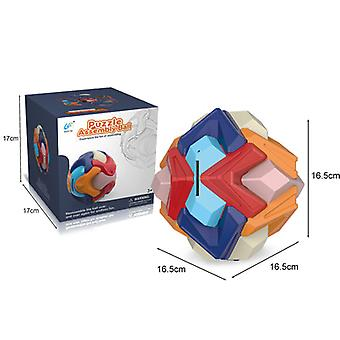 Children's Educational Toys Assembled Piggy Bank Disassembly Toy Ball