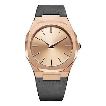 Unisex Watch D1 Milano (40,5 mm) (ø 38 mm)