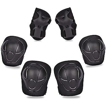 Kids Knee And Elbow Pads With Wrist Guards