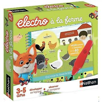 Nathan Small Electro Game - På gården