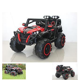 Kinder Elektroauto Elektrobuggy 898, 4 Motoren 12V7Ah, MP3, 2,4 GHz, Stoßdämpfer
