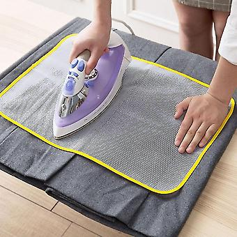 Protective Insulation Ironing Board Cover Random Colors Against Pressing Pad Ironing Cloth Guard