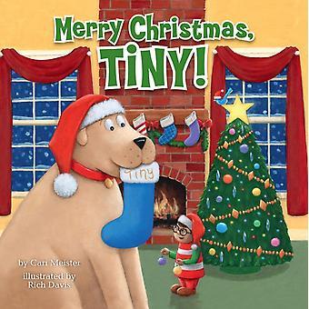 Hyvää joulua Pieni, Kirjoittanut Cari Meister & Illustrated by Rich Davis