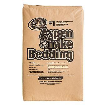 Zoo Med Aspen Snake Bedding - 7.5 Cu. Ft. Bale