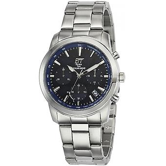 ONE (Eco Tech Time) Silver Stainless Steel EGS-12073-31M Men's Watch
