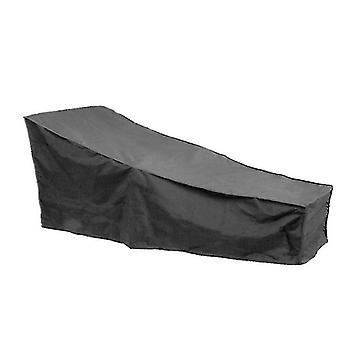 Outdoor furniture covers waterproof outdoor chair cover for patio garden sun lounger sunbed 200*40*85cm