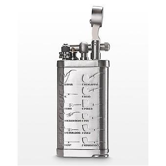 3 In 1 Tobacco Cigar & Pipe Lighter With Tamper Scraper Pick Accessories Lighters