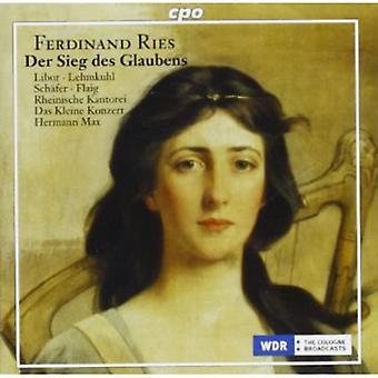 Ferdinand Ries - Ferdinand Ries: Der Sieg Des Glaubens [SACD] USA import
