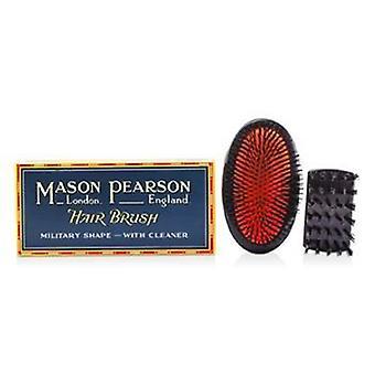 Mason Pearson Boar Bristle - Sensitive Military Pure Bristle Medium Size Hair Brush (Ruby foncée) - 1pc