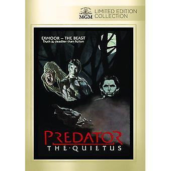 Predator: Quietus [DVD] USA import