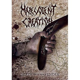 Malevolent Creation - Death From Downunder [DVD] USA import