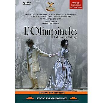 B. Galuppi - L' Olimpiade [DVD] USA import