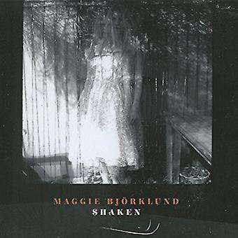 Maggie Bjorklund - Shaken [CD] USA import