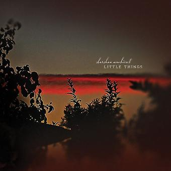 Darshan Ambient - Little Things [CD] USA import