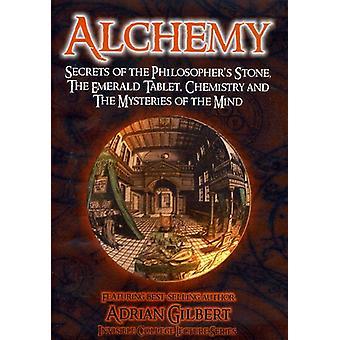 Alchemy-Secrets of Philosophers Stone Emerald Tabl [DVD] USA import
