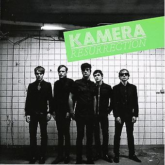Kamera - Resurrection [CD] USA import