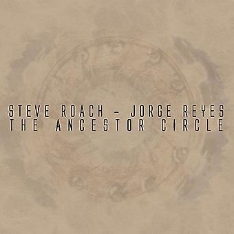 Steve Roach & Jorge Reyes - The Ancestor Circle [CD] USA import