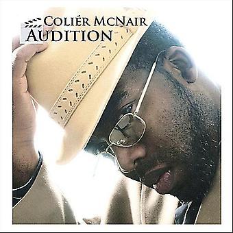 Colier ・ マクネアー - オーディション [CD] アメリカ インポートします。