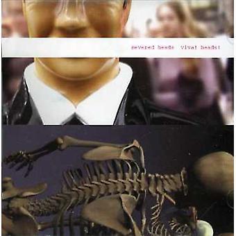 Severed Heads - Viva! Heads! [CD] USA import