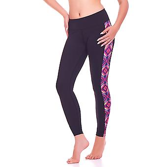 Mio Active Long Sherbet Crush Yoga Pants MS16S1L