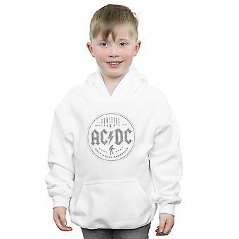 AC/DC Boys Rock N Roll Damnation Black Hoodie