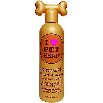 Pet Head Dog Oatmeal Shampoo 354 ml