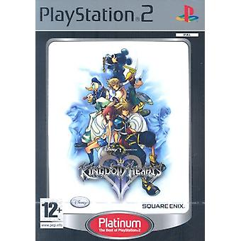 Kingdom Hearts II Platinum (PS2)-fabriek verzegeld