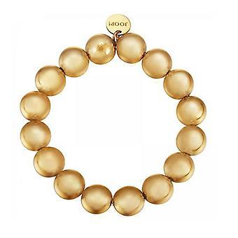 Joop women's bracelet stainless steel gold scoop JPBR10643B190
