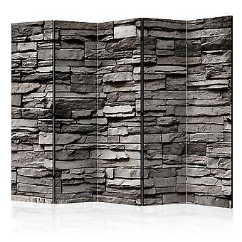 Vouwscherm - Stony Facade II [Room Dividers]