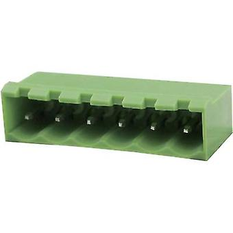 Degson Socket enclosure - PCB Total number of pins 3 Contact spacing: 5.0 mm 2EDGVC-5.0-03P-14-00AH-1 1 pc(s)