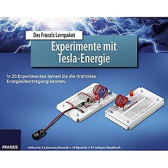 Franzis Verlag 65201 Experimente mit Tesla-Energie Course material 14 years and over