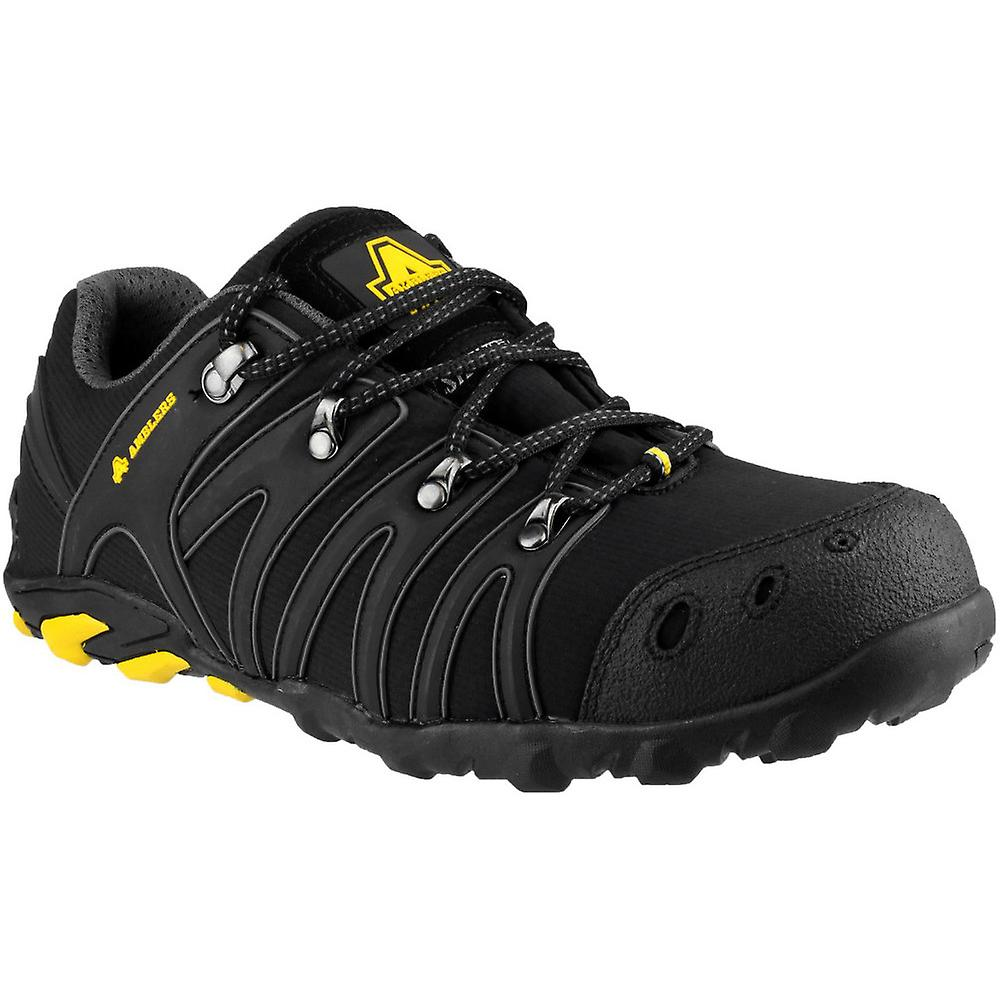 Amblers Safety Mens & Womens FS23 Softshell Lace Up Trainers
