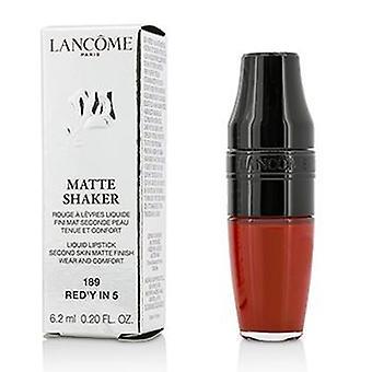 Lancome matte shaker flytende leppestift-# 189 rød ' y i 5-6.2 ml/0.2 oz