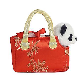 Fancy Pals - Panda 7 Inch Pet Carrier