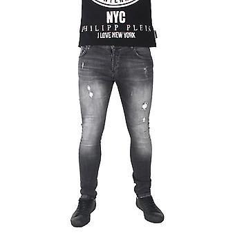 Philipp Plein MDT0407 Bakeneko 10DI Daisho Jeans