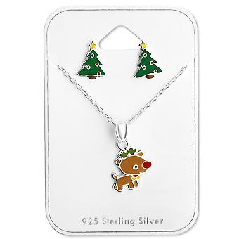 Christmas - 925 Sterling Silver Sets - W28988x
