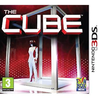 The Cube (Nintendo 3DS) - New