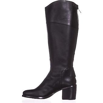 Patricia Nash Womens Loretta Leather Round Toe Knee High Fashion Boots