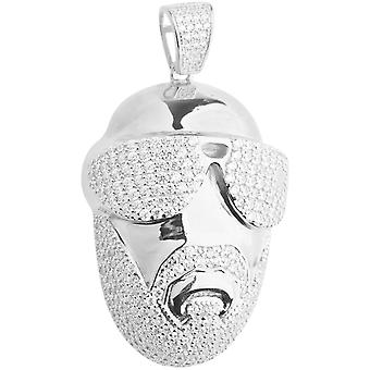 Premium Bling - 925 sterling silver 3D rappare trailer